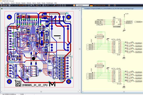 Mikroelektronik - MESE